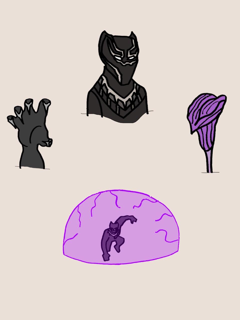 ブラックパンサー能力