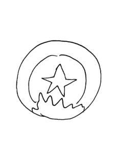 キャプテン・アメリカの盾